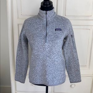 Women's Patagonia Better Sweater 1/4 Zip Fleece